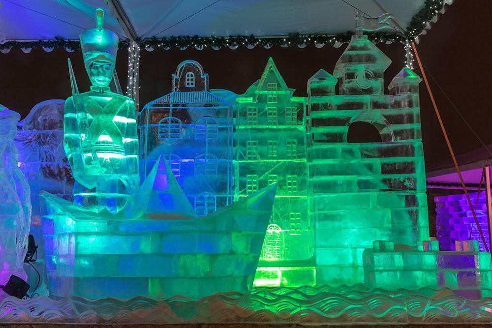 IV Новогодний фестиваль Александра Ковтунца «Ледовая Москва. В кругу семьи» фото 5