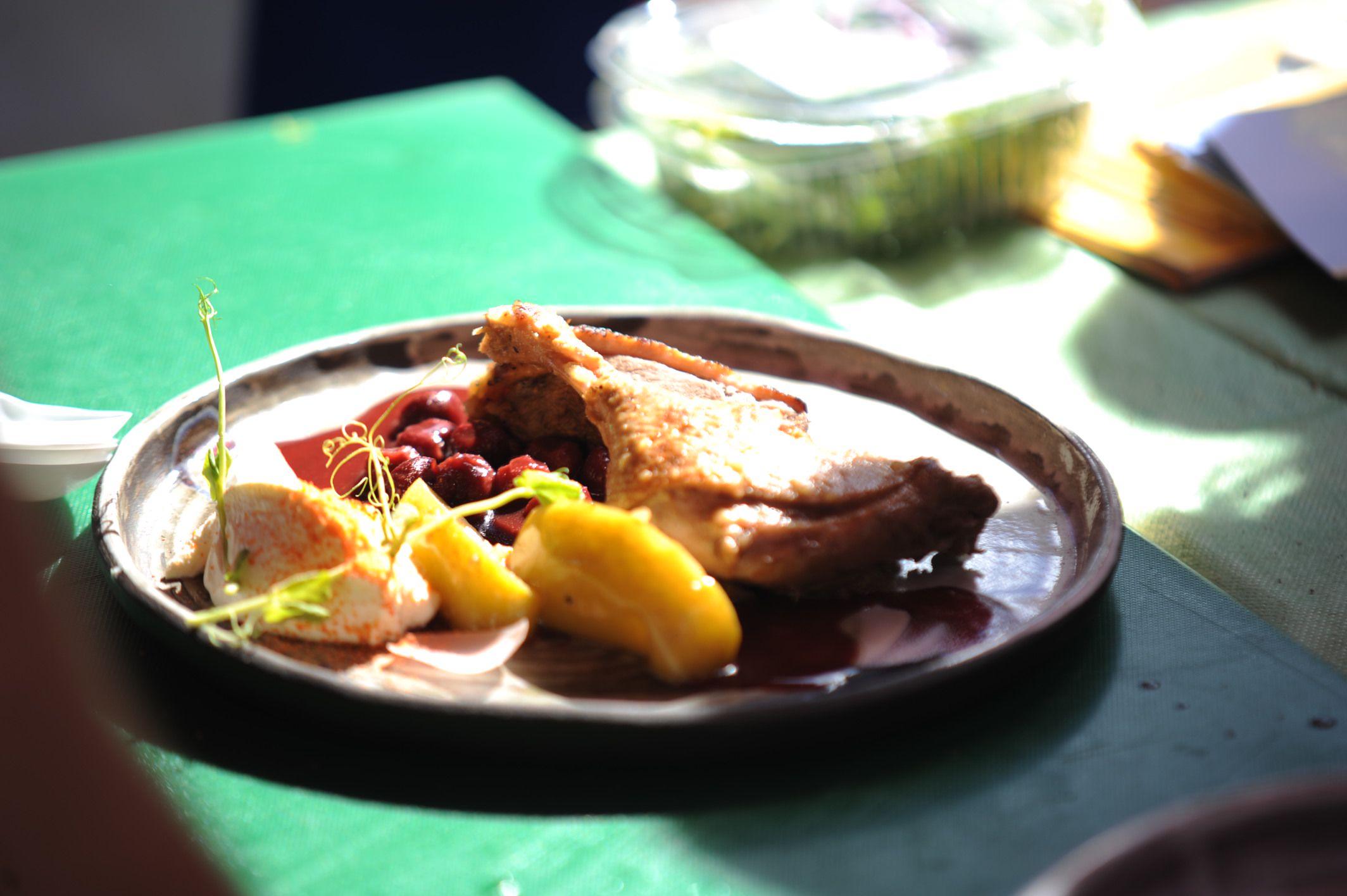 Второй международный фестиваль «Русская кухня» фото 3