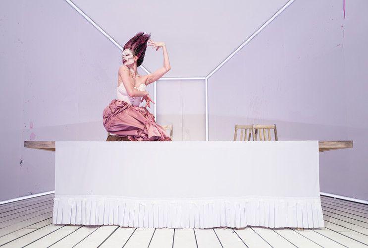Спектакль «Lё Тартюф. Комедия» в Театре на Таганке фото 6