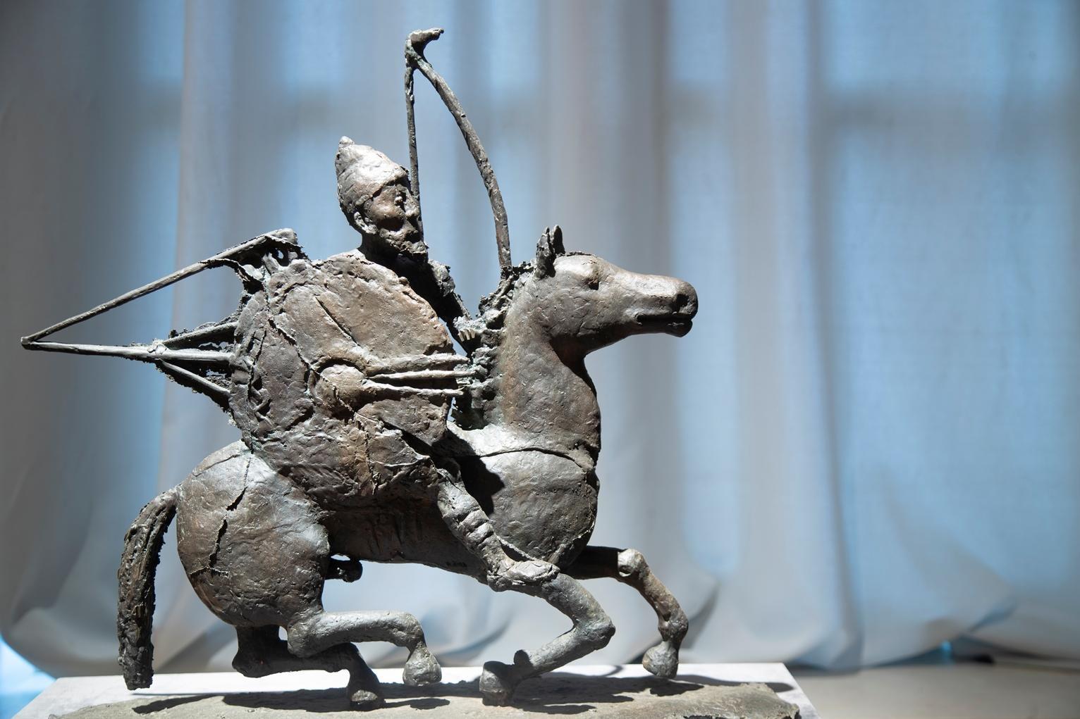 Выставка «Скульптура Владимира Соскиева» фото 2