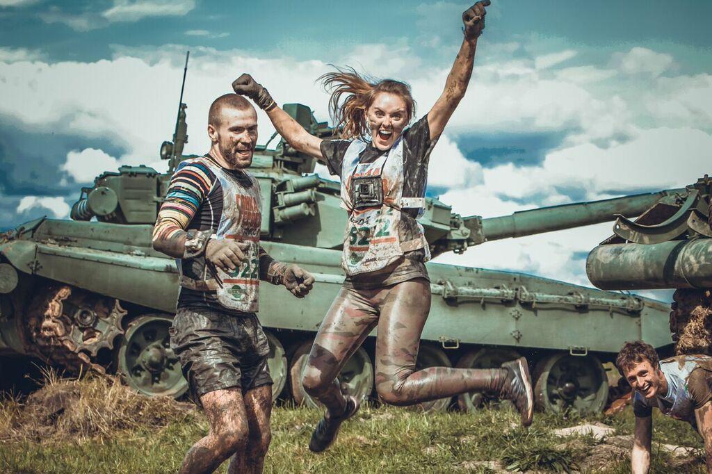 фото гонка героев екатеринбург 2016