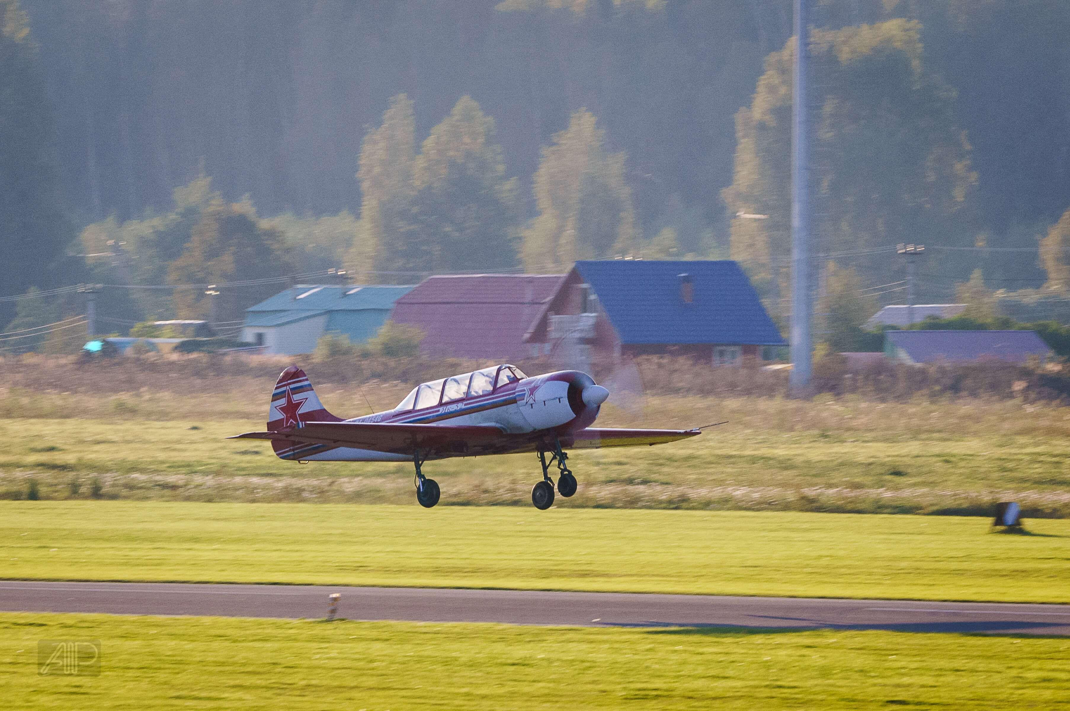 Полёт на самолёте по программе высшего пилотажа фото 2