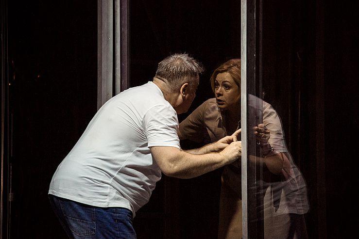 Спектакль «Пролетая над гнездом кукушки» в Театре имени Ермоловой фото 2