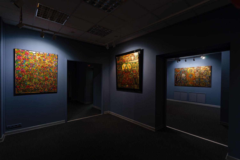 Выставка Николая Насибова «Размышления о жизни» фото 1