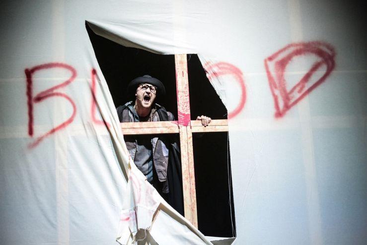 Спектакль «Макбет» в Театре имени М. Н. Ермоловой фото 5