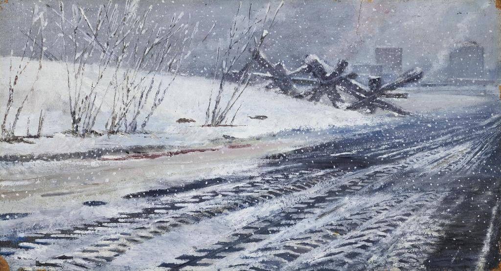 Выставка «Юрий Пименов» фото 2