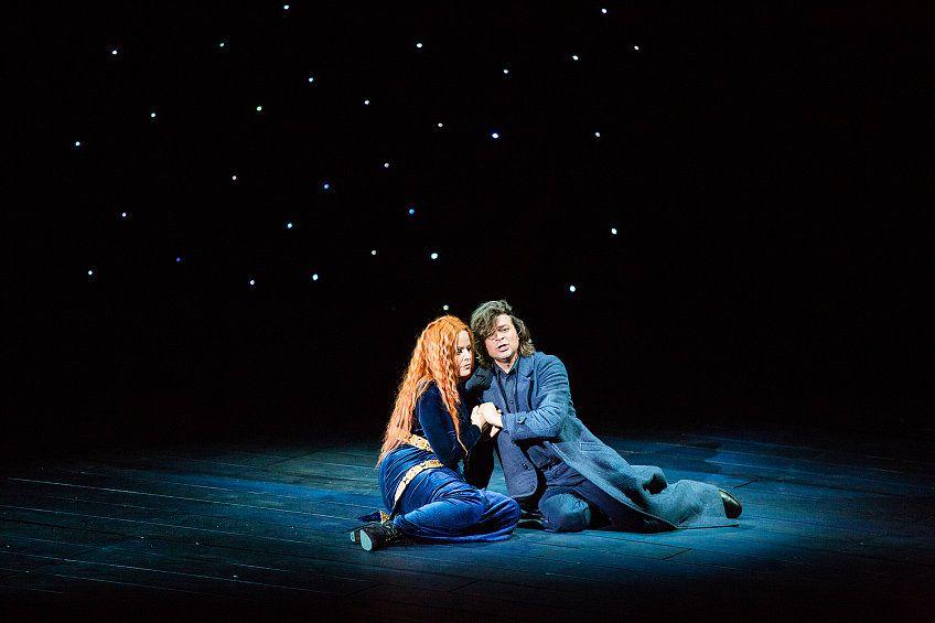 Спектакль «Тристан и Изольда» Р. Вагнера в Театре «Новая Опера» фото 5