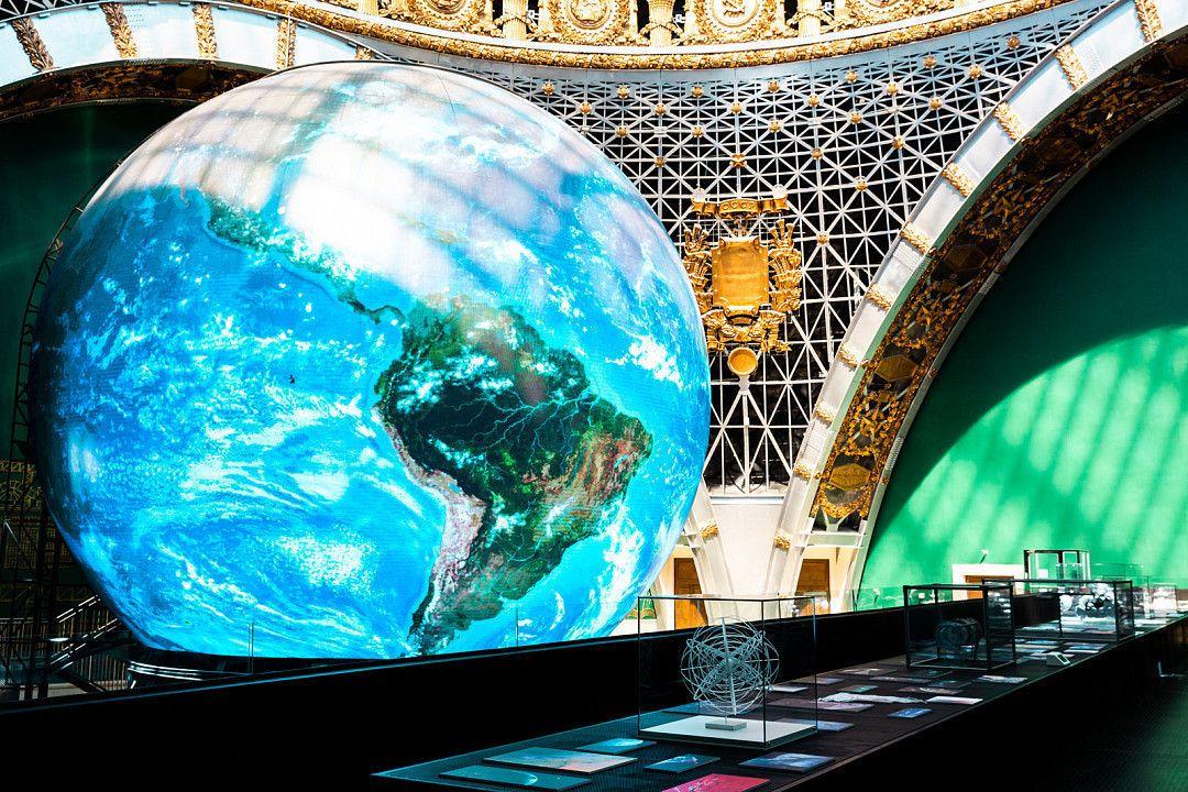 5D-кинотеатр «Космическая сфера» фото 1