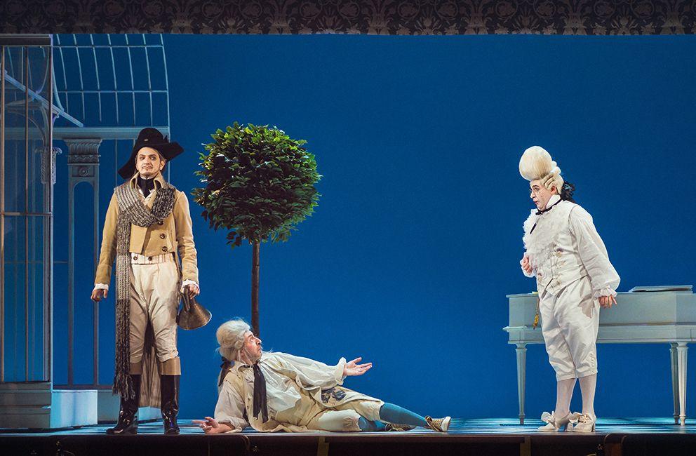 Опера «Севильский цирюльник» в Большом театре фото 8
