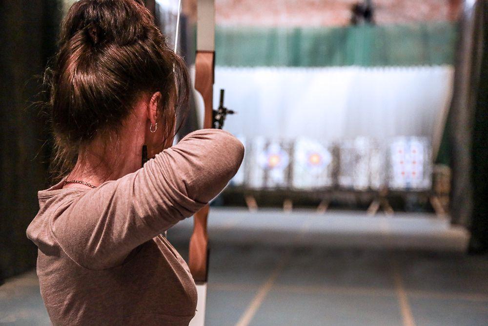 Занятия по стрельбе из лука и арбалета в клубе «Лабиринт» фото 4