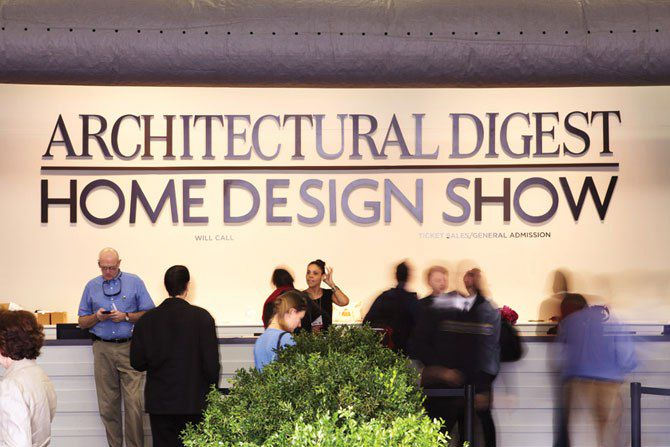 Architectural Digest Home Design Show New York 2016