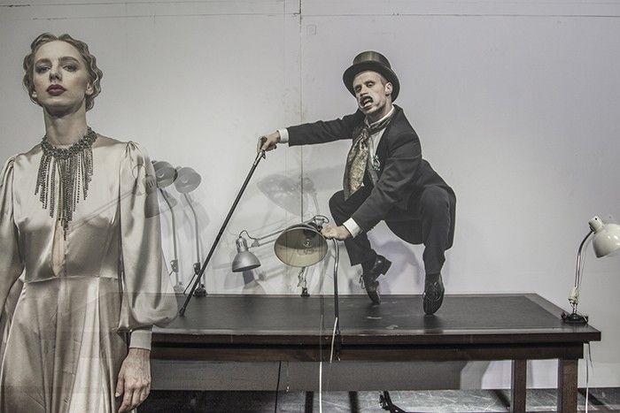 Спектакль «Кафка» в «Гоголь-центре» фото 3
