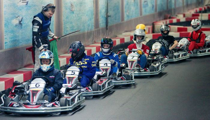Картинг в клубе RRT-Kart фото 4