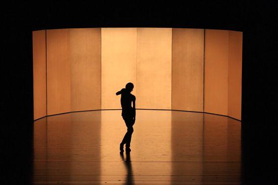 Онлайн-показ балета «Зеркало и музыка» Сабуро Тешигавары фото 1