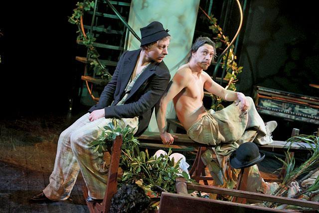 Спектакль «Сказка Арденнского леса» в Театре «Мастерская П. Н. Фоменко» фото 1