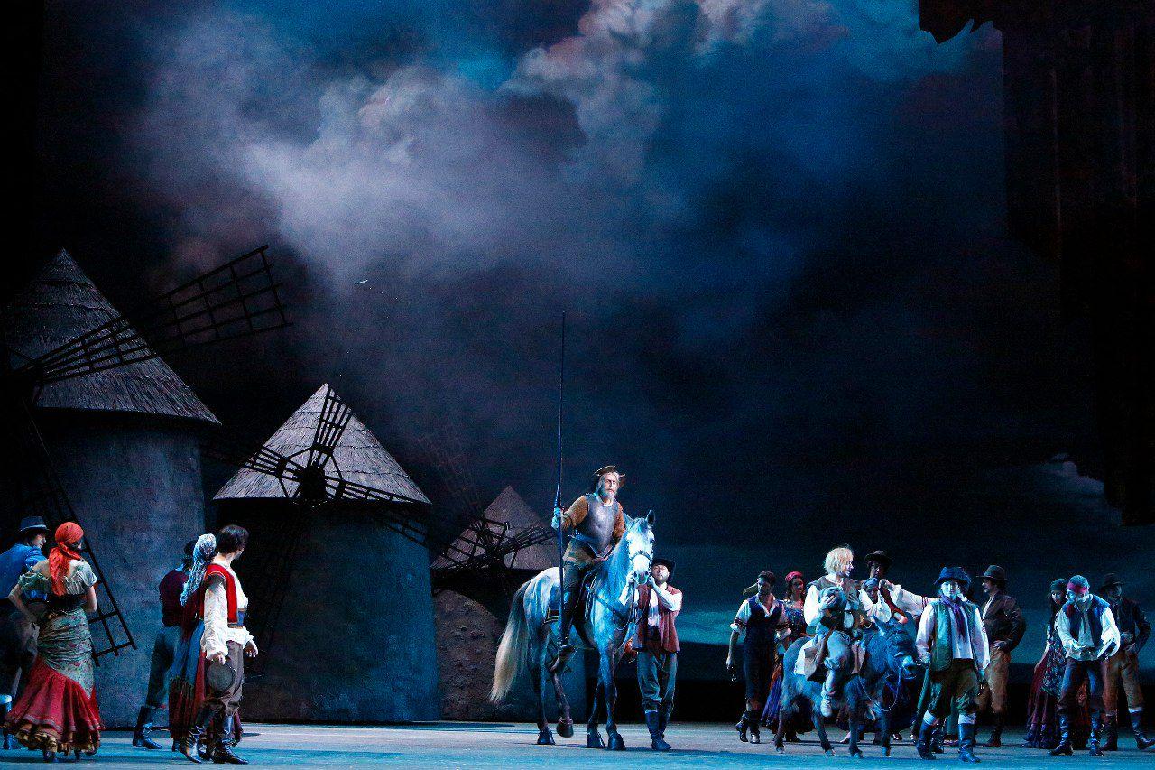Балет «Дон Кихот» в Большом театре фото 5