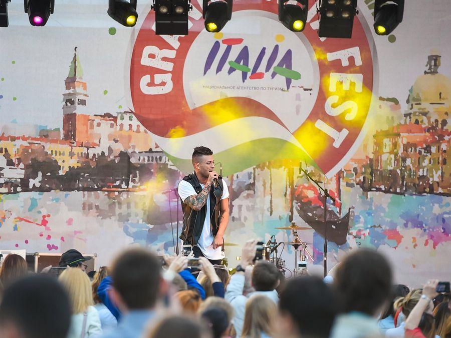 Большой Фестиваль Италии фото 5