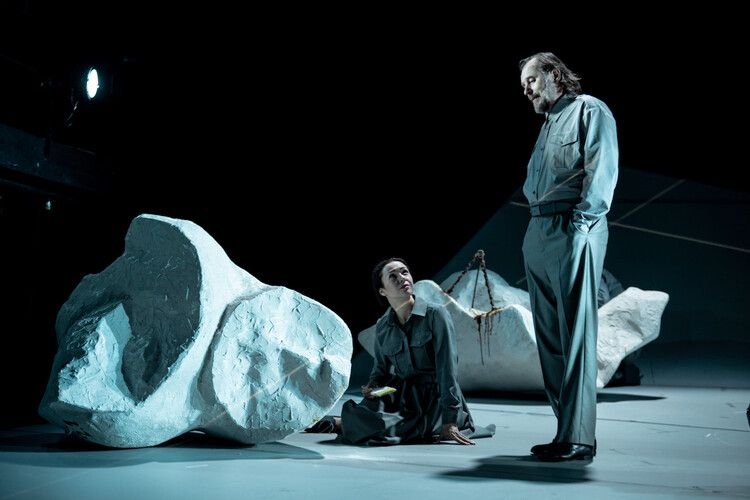 Спектакль «Спутники» в Театре на Таганке фото 3