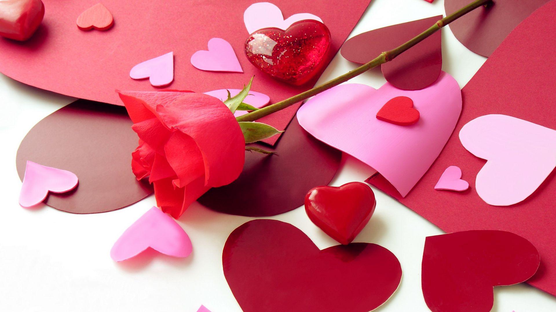 Открытки ко дню влюбленных 14 фото, поздравление девочки