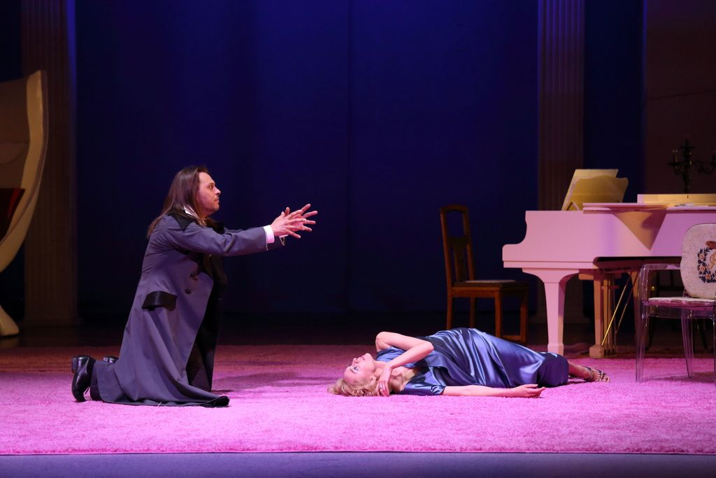 Спектакль «Горе от ума. Московские сны» в Театре «Школа драматического искусства» фото 7
