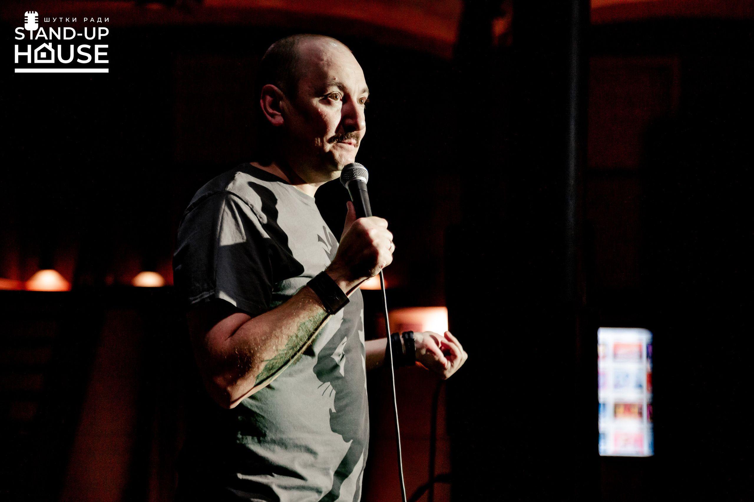StandUp-вечера и авторские форматы шоу от ТВ- и YouTube-комиков в Stand-Up House фото 4