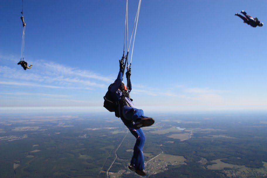 Прыжки с парашютом фото 2