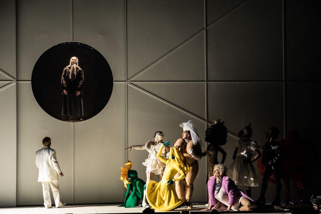 Спектакль «Левша» в Театре Наций фото 1