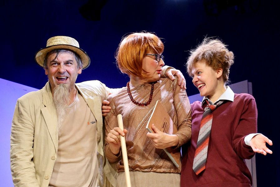 Спектакль «Старик Хоттабыч» в постановке Театра «Эрмитаж» фото 4