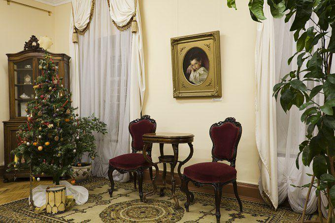 Постоянная экспозиция Музея русской усадебной культуры фото 1