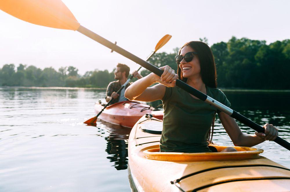 Скидка до 51% на сплав по реке Беспуте и посещение питомника хаски от центра ездового спорта и спортивного туризма «Бореалис» фото 1