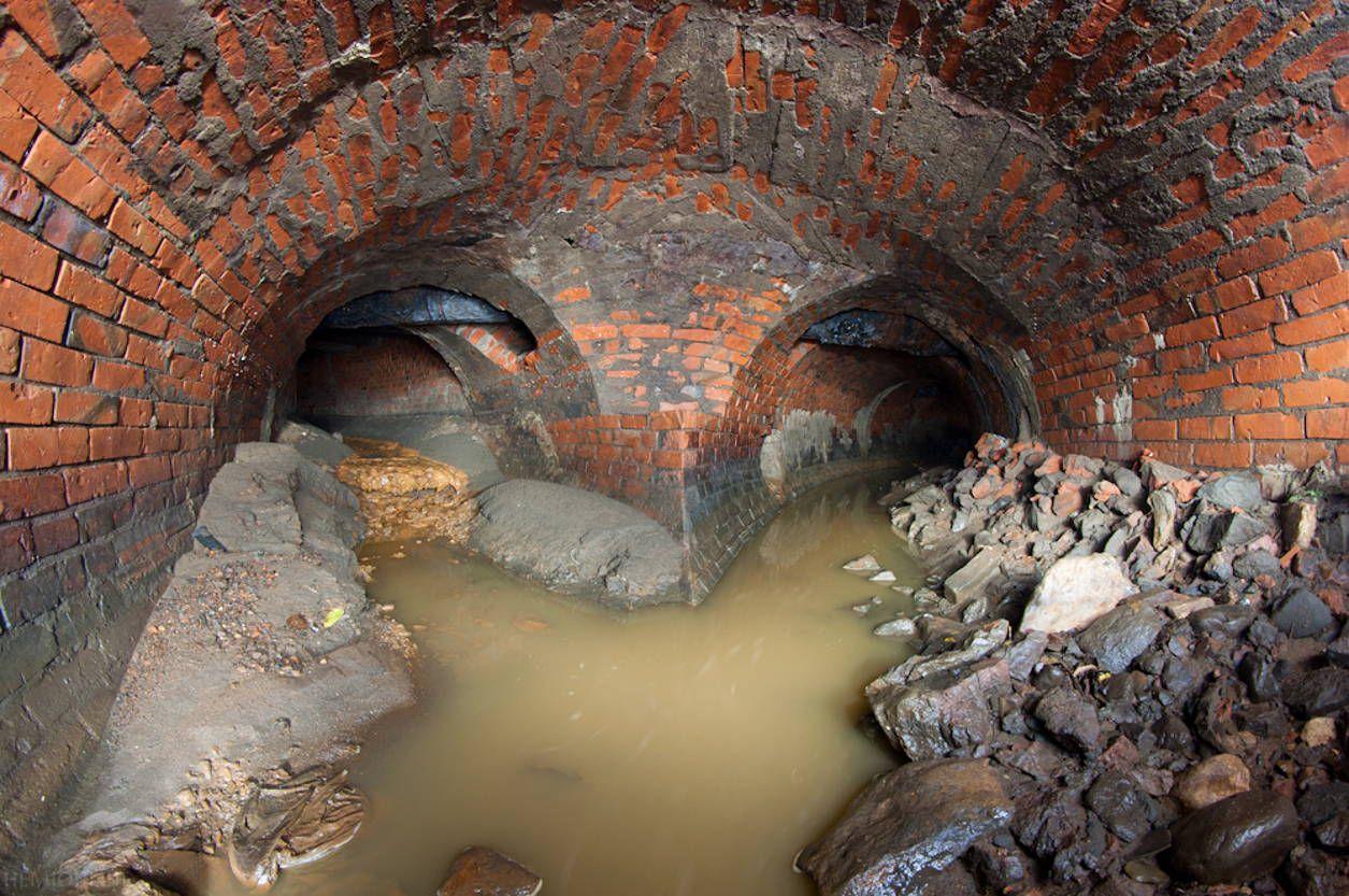 Экскурсия «С диггером по подземной реке Неглинке» фото 2