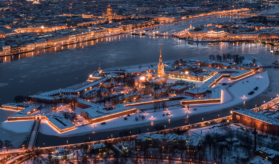 Онлайн-прогулки по Петропавловской крепости фото 1
