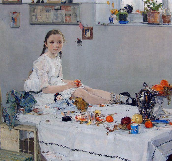Выставка «Николай Фешин. Из собрания Государственного музея изобразительных искусств Республики Татарстан» фото 6
