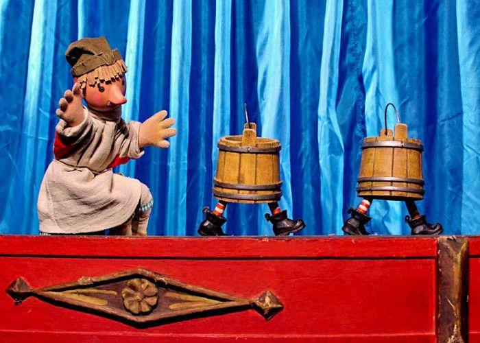 Спектакль «По щучьему велению» Е. Тараховской в театре Образцова фото 3