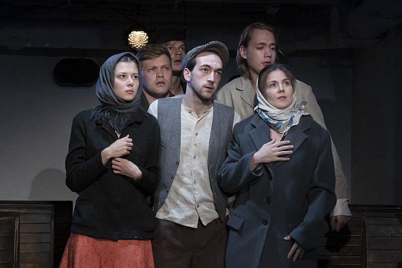 Спектакль «Платонов. Рассказы» в Театре имени Евг. Вахтангова фото 5