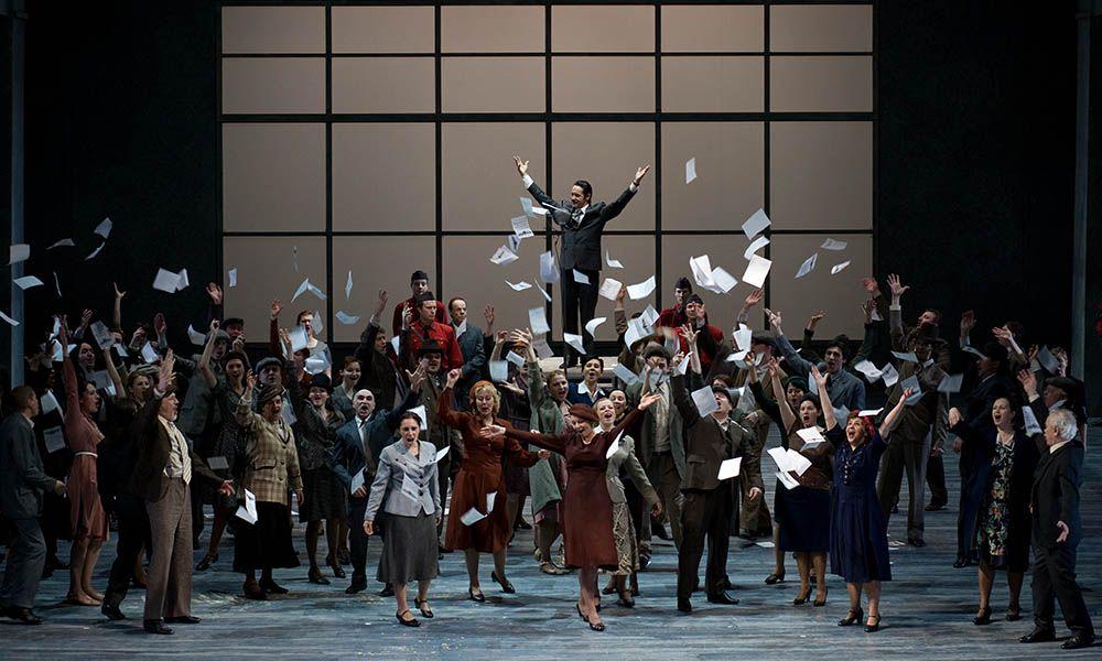 опера «Иудейка» в Михайловском театре