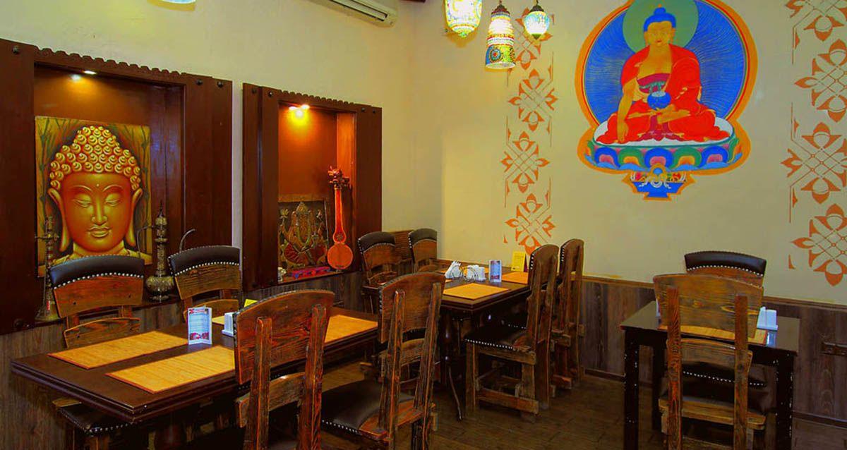 Скидка 50% на меню и напитки в ресторане «Масала Хаус» фото 1