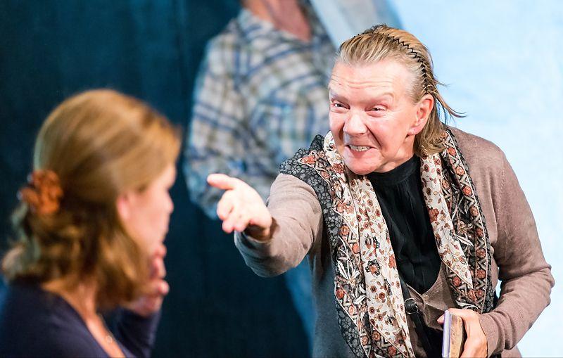 Спектакль «Язычники» в Театре.doc фото 6