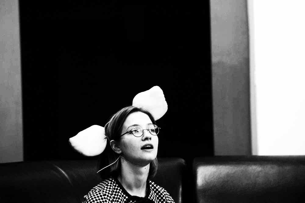 Спектакль «Кто боится Вирджинии Вулф?» в Московском театре юного зрителя фото 3