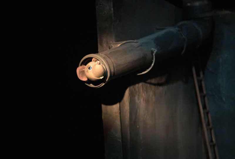 Спектакль «Солнечный луч» в Театре кукол имени С. В. Образцова фото 3