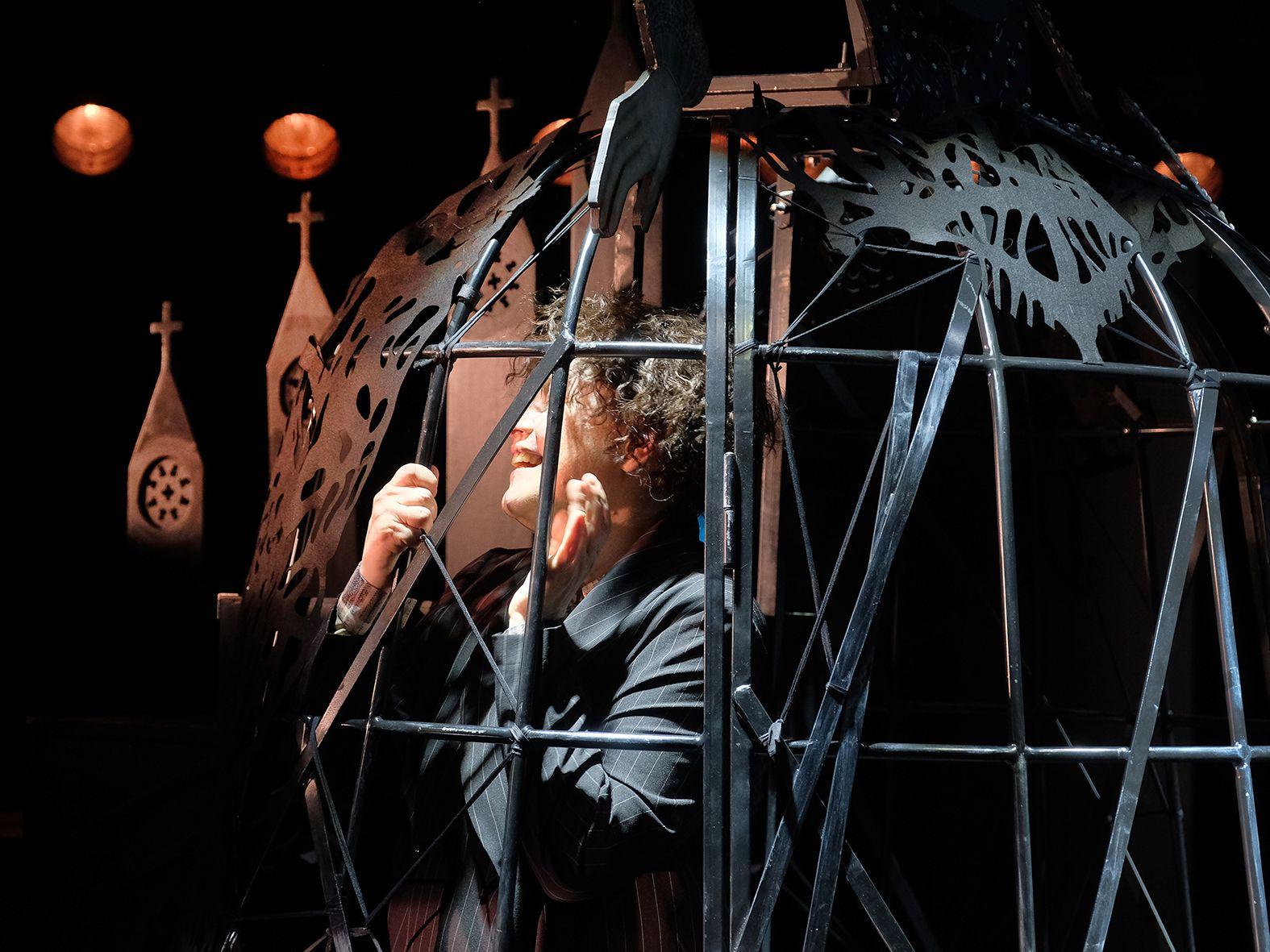 Спектакль «Любовный напиток» в Театре Et Cetera фото 3