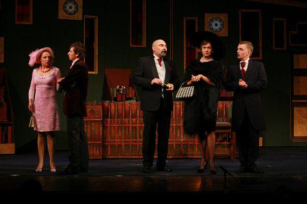 Спектакль «Миллионерша» в Театре «Содружество актеров Таганки» фото 1