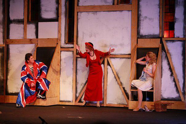 Спектакль «Миллионерша» в Театре «Содружество актеров Таганки» фото 3