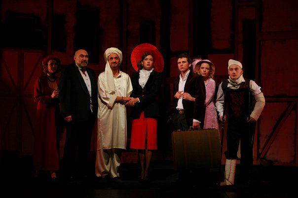 Спектакль «Миллионерша» в Театре «Содружество актеров Таганки» фото 5