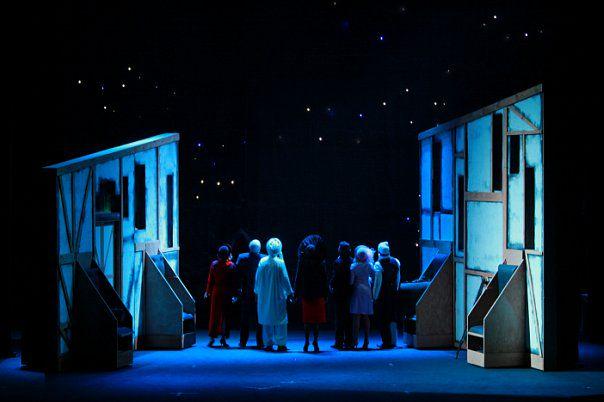 Спектакль «Миллионерша» в Театре «Содружество актеров Таганки» фото 6