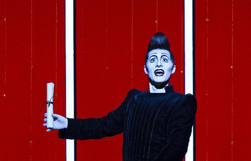 Спектакль «Сказки Пушкина» в Театре Наций фото 8
