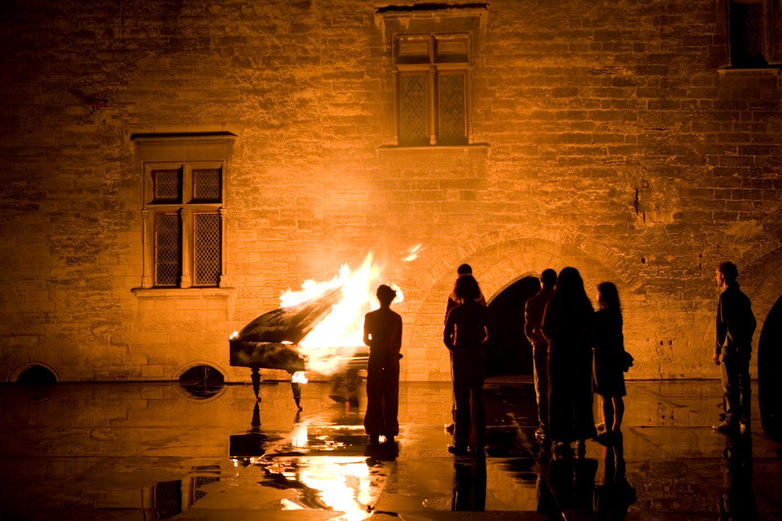 Онлайн-показ спектакля «Ад» (Inferno) Ромео Кастеллуччи фото 1