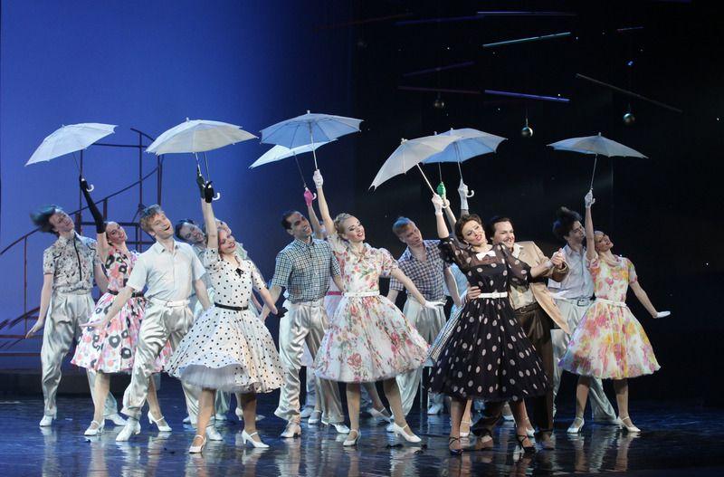 Спектакль «Grand канкан» в Театре «Московская оперетта» фото 5