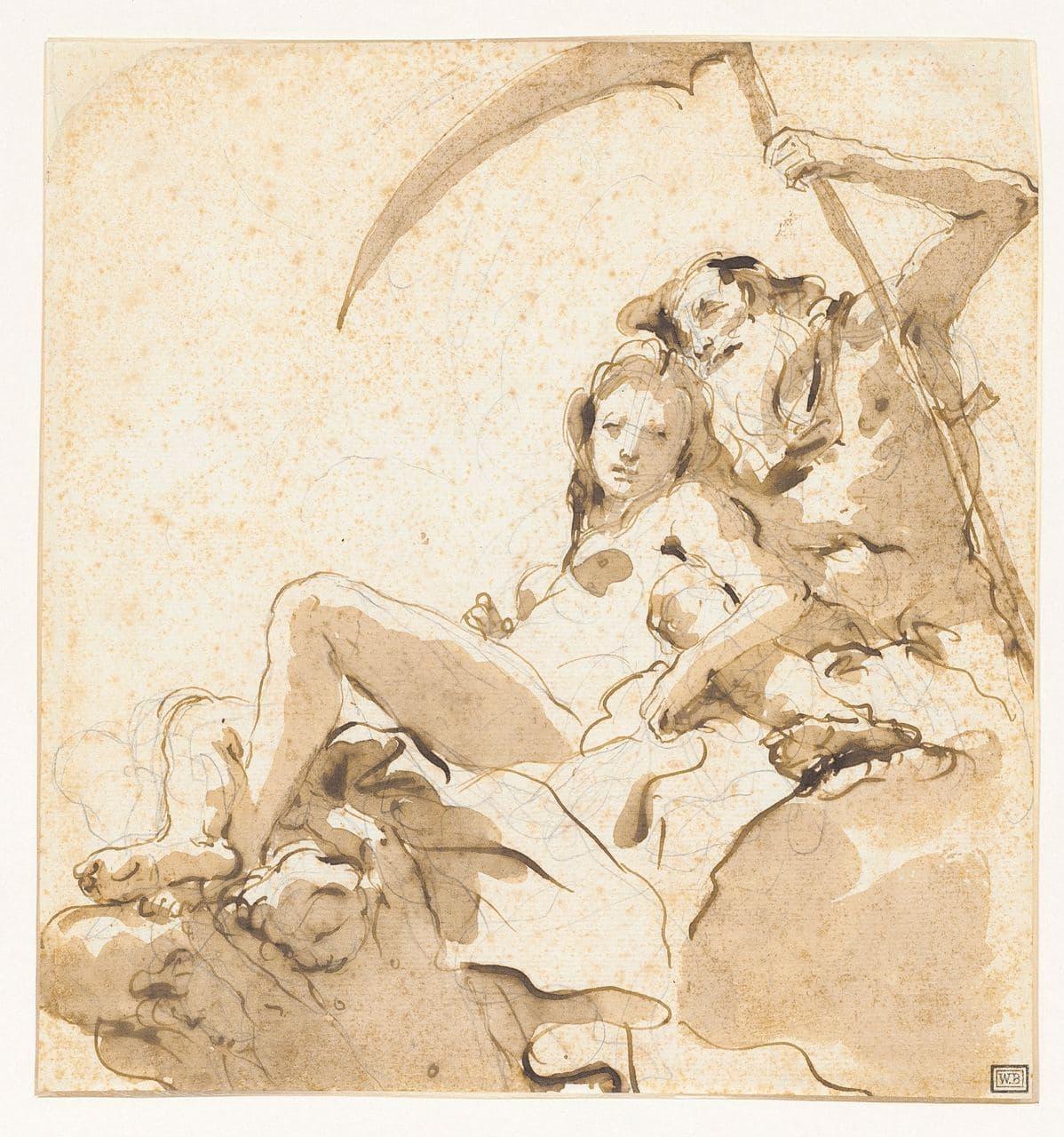 Выставка «Графика XVIII века» фото 4