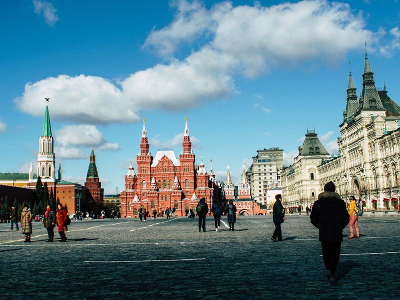 Экскурсия с историком архитектуры «Привет, Москва!» фото 4